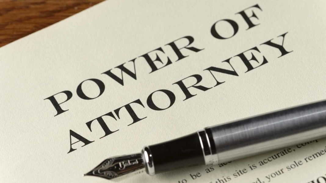 Benefits of Power of Attorney